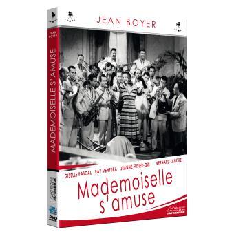 Mademoiselle s'amuse - DVD