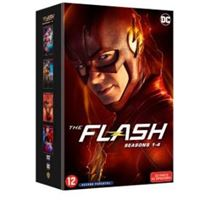 Coffret Flash Saisons 1 à 4 DVD