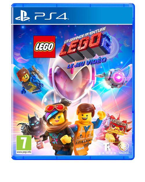 La grande aventure LEGO 2 Le Jeu Vidéo PS4
