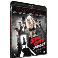 Sin City : J'ai tué pour elle - Blu Ray 3D