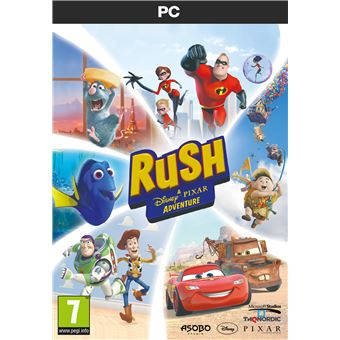 RUSH FR/NL PC