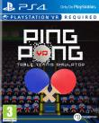 Ping Pong Table Tennis Simulator PS4