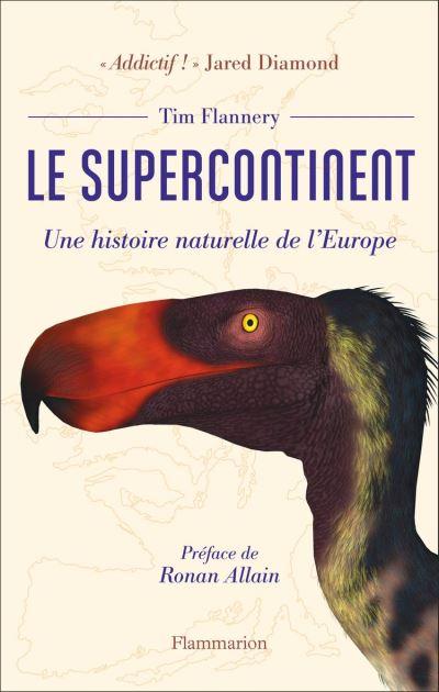 Le supercontinent - 9782081493216 - 16,99 €