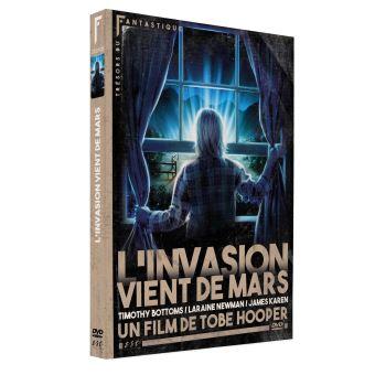 Les Trésors du fantastiqueL'Invasion vient de Mars DVD