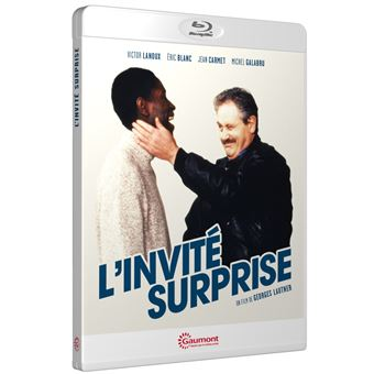 L'Invité surprise Blu-ray