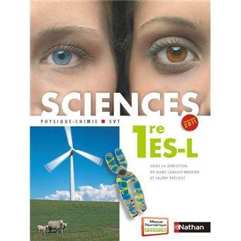 Sciences 1re ES-L 2011 - grand format