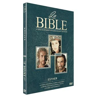 La BibleLa Bible : Esther DVD
