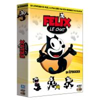 FELIX LE CHAT-COFFRET 4DVD-FR