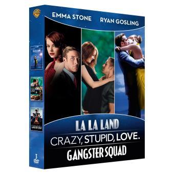 Ryan gosling/emma stone/coffret