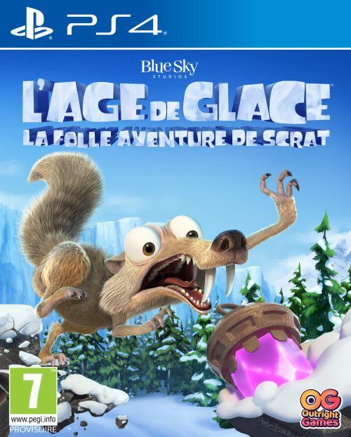 L'Age De Glace La Folle Aventure De Scrat PS4