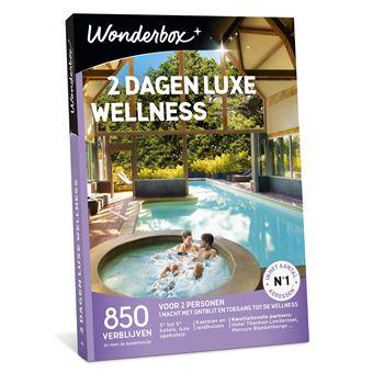 WONDERBOX 2 DAGEN LUXE WELLNESS