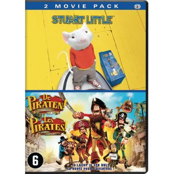 PIRATES! BAND OF MISFITS, THE / STUART LITTLE - 2 PACK-BIL