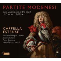 Partite Modenesi Musique pour basse de violon à la cour de François II de Modène