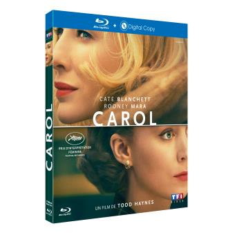 Carol Blu-ray