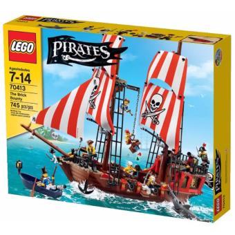 lego pirates 70413 le bateau pirate lego achat prix. Black Bedroom Furniture Sets. Home Design Ideas