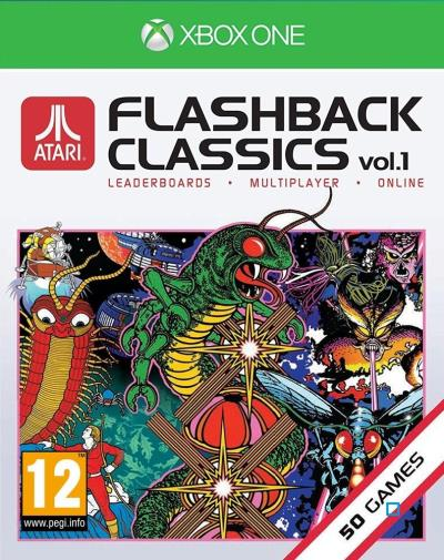 Atari Flashback Classics Volume 1 Xbox One