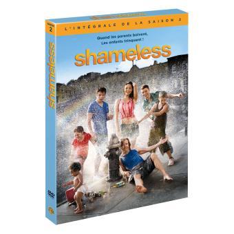 ShamelessShameless - Coffret de la Saison 2 - DVD
