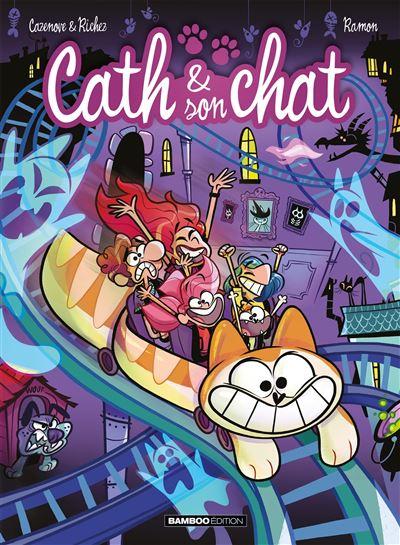 Cath et son chat