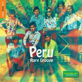 PERU RARE GROOVE THE ROUGH GUIDE/LP