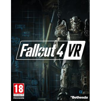 Fallout 4 VR HTC Vive