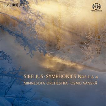 Symphonies no.1 & 4