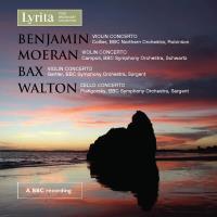 Concertos anglais pour violon et violoncelle