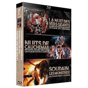 TRESORS DU FANTASTIQUE VOL.1-FR-BLURAY+DVD