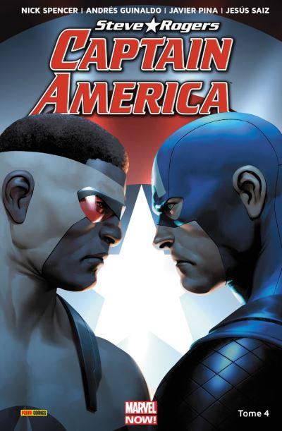 Captain America - Steve Rogers T04 - Secret Empire - 9782809482041 - 10,99 €