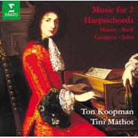 Two Harpsichords Concertos
