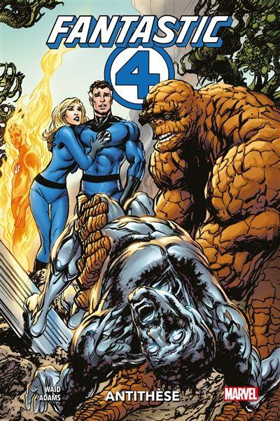 Fantastic Four : Antithèse - 9791039101806 - 12,99 €