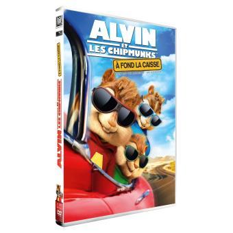 Alvin et les Chipmunks A fond la caisse DVD + DHD