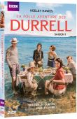 La folle aventure des Durrell : saison 1