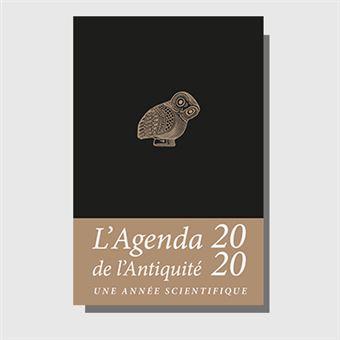 Agenda de l'Antiquité 2020