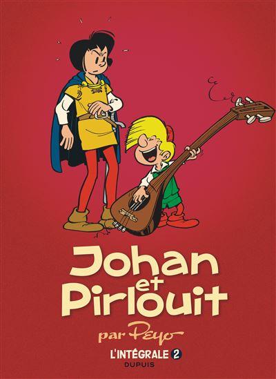 Johan et Pirlouit intégrale