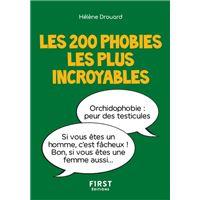 Petit livre de - Les 200 phobies les plus incroyables