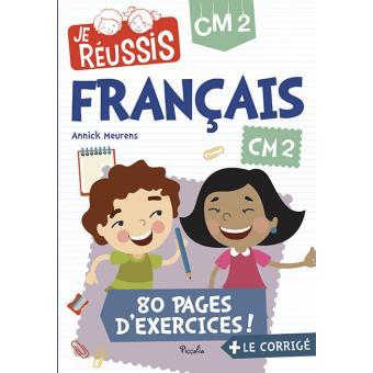 Je Reussis Francais Cm2