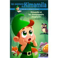 Kimamila et champigons magiques