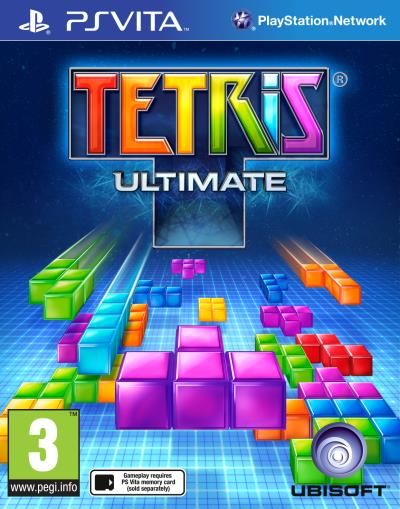 Tetris Ultimate PS Vita