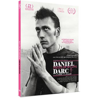 Daniel Darc Pieces Of My Life Exclusivité Fnac DVD