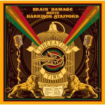 Brain Damage, Harrison Stafford