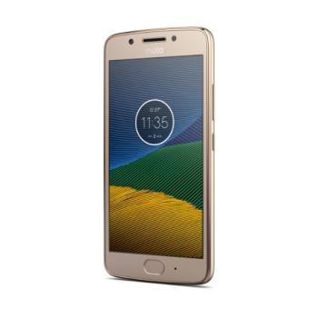 Smartphone Motorola Moto G5 4G 5,0'' 16GB - Gold