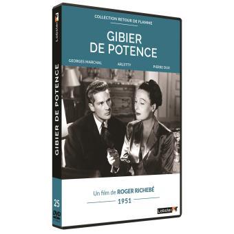 Gibier de potence DVD