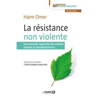 La resistance non violente une nouvelle approche des enfants