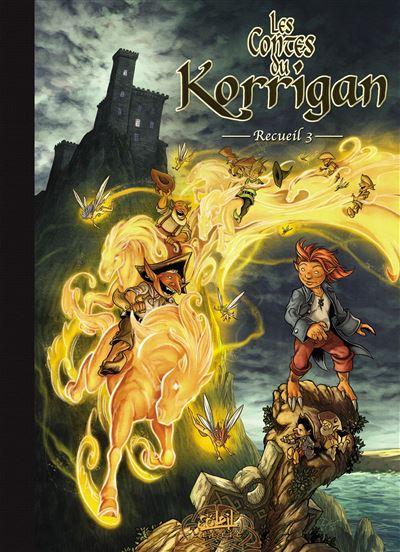 Intégrale contes de Korrigan (T05 + T06)