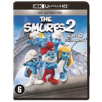 Smurfs 2 THE (Les schtroumpfs 2)-BIL-BLURAY 4K