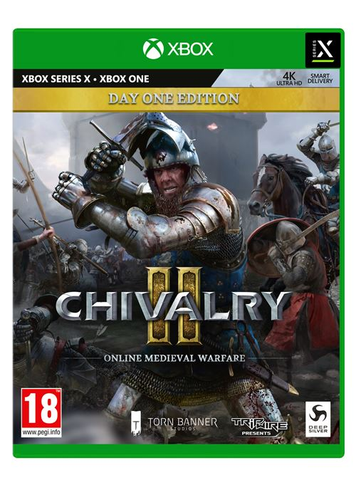 Chivalry 2 Day One Edition Xbox