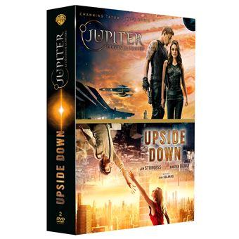 Coffret Jupiter ascending + Upside down DVD