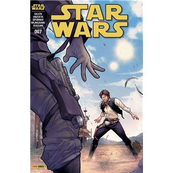 Star WarsStar Wars n°7 (Couverture 1/2)