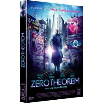 Zero Theorem  DVD