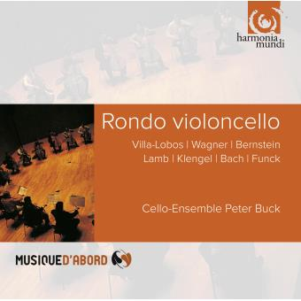 RONDO VIOLONCELLO/CELLO ENSEMBLE